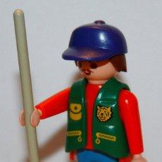 Playmobil: PLAYMOBIL MEDIEVAL FIGURA CUIDADOR DE ZOO. Lote 118097499