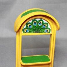 Playmobil: PLAYMOBIL REF. 3634 TAQUILLA DEL ANTIGUO ZOO. LAS ETIQUETAS ESTÁN GASTADAS. Lote 118200791