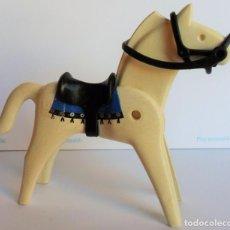 Playmobil: PLAYMOBIL C116 CABALLO SILLA Y RIENDAS IDEAL PARA OESTE ROMA MEDIEVAL INDIOS. Lote 118362195