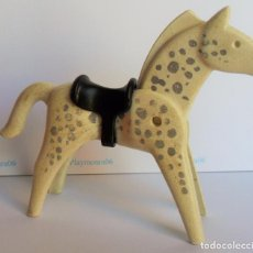 Playmobil: PLAYMOBIL C116 CABALLO SILLA Y RIENDAS IDEAL PARA OESTE ROMA MEDIEVAL INDIOS. Lote 118362443