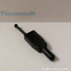 Playmobil: PLAYMOBIL C020 ACCESORIO WALKIE TALKIE 1ª EPOCA POLICIA BOMBEROS IDEAL COMPLETAR FIGURA. Lote 118380159