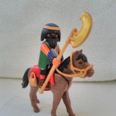 Playmobil: PLAYMOBIL BEDUINO ARABE EGIPCIO CON CABALLO BELEN EGIPTO. Lote 118569535