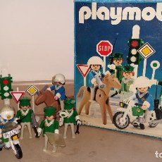 Playmobil: PLAYMOBIL 3494 POLICIAS. Lote 118672383
