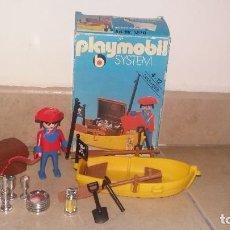 Playmobil: PLA Y MÓVIL 3570 PIRATA. Lote 118672619