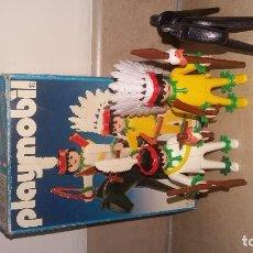 Playmobil: PLAYMOBIL 3580 INDIOS. Lote 118672683