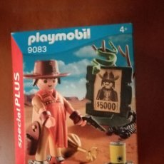 Playmobil: PLAYMOBIL REF. 9083 ESPECIAL PLUS WENSTER. Lote 118737675