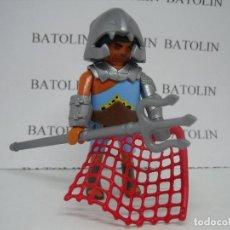 Playmobil: PLAYMOBIL FIGURAS GLADIADOR ROMANO. Lote 118855743