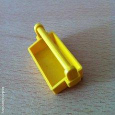 Playmobil: PLAYMOBIL [CAJA HERRAMIENTAS AMARILLA 4138 4442 4640 7315 OBRA OBREROS CONSTRUCCIÓN] AØ3. Lote 119118647