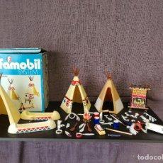 Playmobil: FAMOBIL 3252 ACCESORIOS INDIOS . Lote 142024028