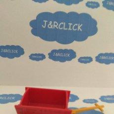 Playmobil: PLAYMOBIL CARRO MEDIEVAL GRANJA. Lote 119365791