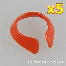 Playmobil: PLAYMOBIL CUELLO PIRATAS TREN SOLDADOS NORDISTAS YANKEES UNION 5U.. Lote 124448164