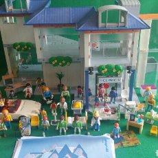 Playmobil: PLAYMOBIL HOSPITAL 4404 MÉDICOS CLÍNICA MÉDICA MÉDICO CIUDAD CITY. Lote 119941771