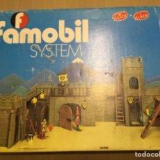Playmobil: CASTILLO FAMOBIL 3446. Lote 120117583