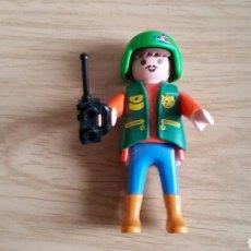 Playmobil: PLAYMOBIL PILOTO. Lote 120760324