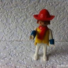 Playmobil - CLICK FAMOBIL - PLAYMOBIL. GEOBRA, 1974. SOMBRERO Y BUFANDA. - 120882991