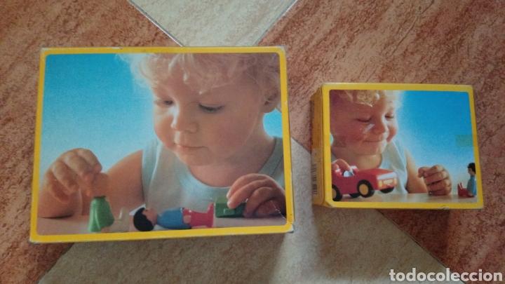 Playmobil: Lote Playmobil 1,2,3 - 6614 (Cuarto de baño) y 6700 (Coche deportivo rojo) - 1990 - NUEVO SIN ABRIR - Foto 2 - 121537016