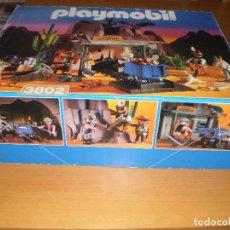 Playmobil: PLAYMOBIL MINA DE ORO 3802. Lote 152154029
