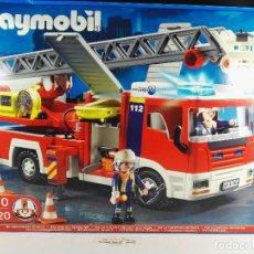 Playmobil: CAMION DE BOMBEROS CON LUZ PLAYMOBIL 4820. Lote 121777407