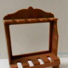 Playmobil: PLAYMOBIL C015 ARMERO PARA COMPLETAR ESCENAS OESTE NORDISTAS SUDISTAS. Lote 122156419