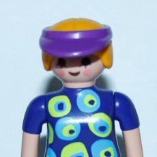 Playmobil: PLAYMOBIL MEDIEVAL FIGURA CITY MUJER. Lote 122242423