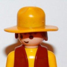 Playmobil: PLAYMOBIL MEDIEVAL FIGURA CITY GRANJERO. Lote 122242479