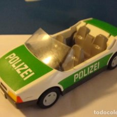 Playmobil: LOTE ACCESORIOS COCHE POLICIA MEDIEVAL WESTERN DIORAMA BELEN PLAYMOBIL..SALIDA 1 EURO. Lote 122586387