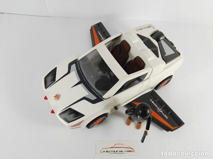 Playmobil: SUPER DEPORTIVO SECRETO PLAYMOBIL 4876 - Foto 2 - 122695675