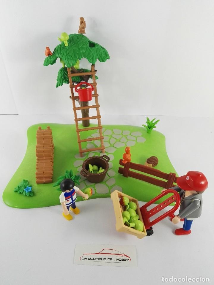 SET RECOLECTA GRANJA PLAYMOBIL 4146 (Juguetes - Playmobil)