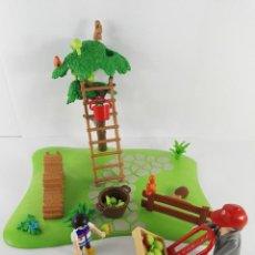 Playmobil: SET RECOLECTA GRANJA PLAYMOBIL 4146. Lote 122759755