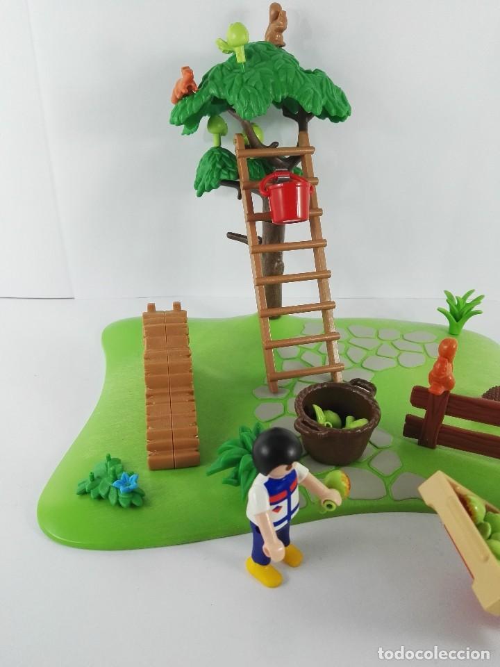 Playmobil: SET RECOLECTA GRANJA PLAYMOBIL 4146 - Foto 2 - 122759755