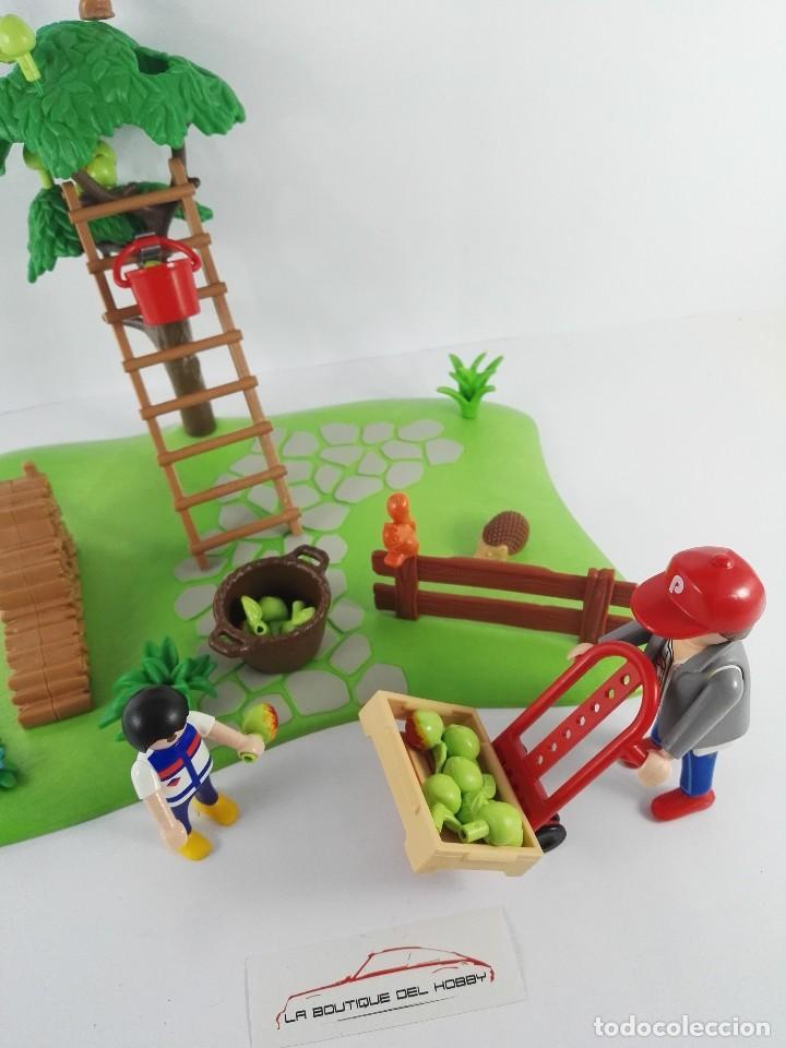 Playmobil: SET RECOLECTA GRANJA PLAYMOBIL 4146 - Foto 3 - 122759755