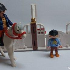 Playmobil: LOTE PLAYMOBIL CUADRAS. Lote 123114531