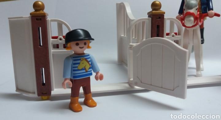 Playmobil: LOTE PLAYMOBIL CUADRAS - Foto 3 - 123114531