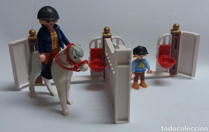 Playmobil: LOTE PLAYMOBIL CUADRAS - Foto 4 - 123114531