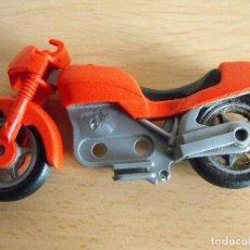 Playmobil: PLAYMOBIL. CHASIS DE MOTO DE COMPETICIÓN. CIUDAD.. Lote 123378531