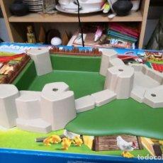 Playmobil: MEDIEVAL DESPIECE IFUERTE PIRATA ISLA AGUA PLAYMOBIL PIRATA MEDIEVAL FUERTE. Lote 128393383