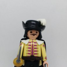 Playmobil: PLAYMOBIL CUSTOM MOSQUETERO MOUSQUETAIRE. Lote 124143523