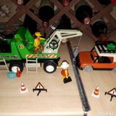 Playmobil: ÚNICO EN TODOCOLECCION GRUA FAMOBIL REF. 3473. Lote 124224520