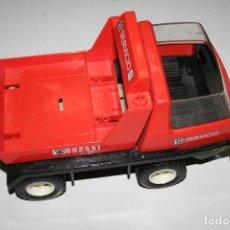 Playmobil: ANTIGUO COCHE CAMION MUÑECO PLAYMOBIL 1978 ASISTENCIA . Lote 124496551