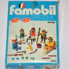 Playmobil: FAMOBIL 3251 VERSIÓN 2. INDIOS PLAYMOBIL. Lote 124623687