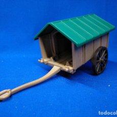 Playmobil: PLAYMOBIL CARRO MEDIEVAL, CARRO DE PASTOR. Lote 125017039