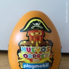 Playmobil: PLAYMOBIL 9985 HUEVO SORPRESA NORDISTA CABALLERIA WESTERN OESTE DESCATALOGADO. Lote 125229427