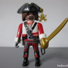 Playmobil: PLAYMOBIL PIRATA GARFIO BARCO CON ESPADA. Lote 125447863