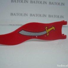 Playmobil: PLAYMOBIL BANDERA PIRATAS MEDIEVAL GALEÓN. Lote 126140787
