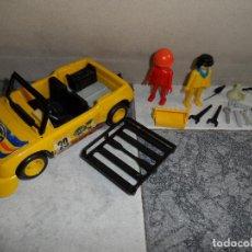 Playmobil: FAMOBIL REF. 3524 COCHE RALLYE CON BARRAS ANTIVUELCO. Lote 126347851