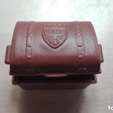 Playmobil: PLAYMOBIL COFRE BAUL BARCO 3550 3750 TESORO GALEON PIRATA CASTILLO MEDIEVAL PRIMERA EPOCA PIEZAS. Lote 194352058