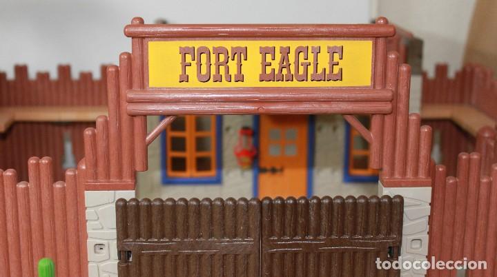 Fort Eagle playmobil 3023 ref 5