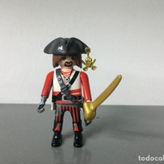 Playmobil: PLAYMOBIL PIRATA GARFIO BARCO CON ESPADA. Lote 126789863