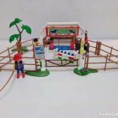Playmobil: PLAYMOBIL 4185 - ADIESTRAMIENTO DE CABALLOS, HIPICA,DIORAMA, GRANJA. Lote 127121167