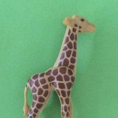 Playmobil: PLAYMOBIL MEDIEVAL JIRAFA CRIA ZOO SABANA CIRCO ANIMALES LD31. Lote 127518967
